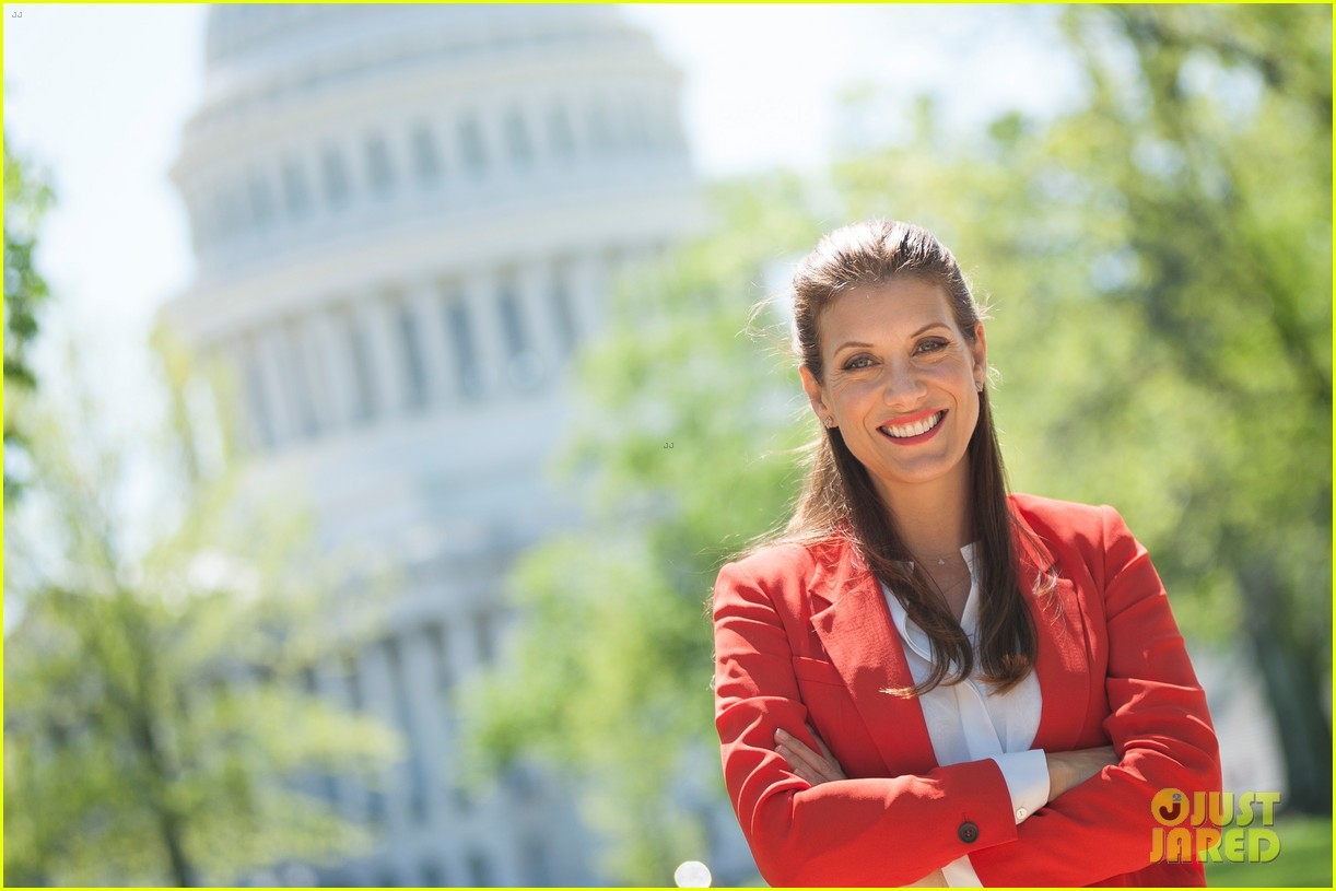 kate walsh lobbies on capitol hill to end offshore drilling 142858245