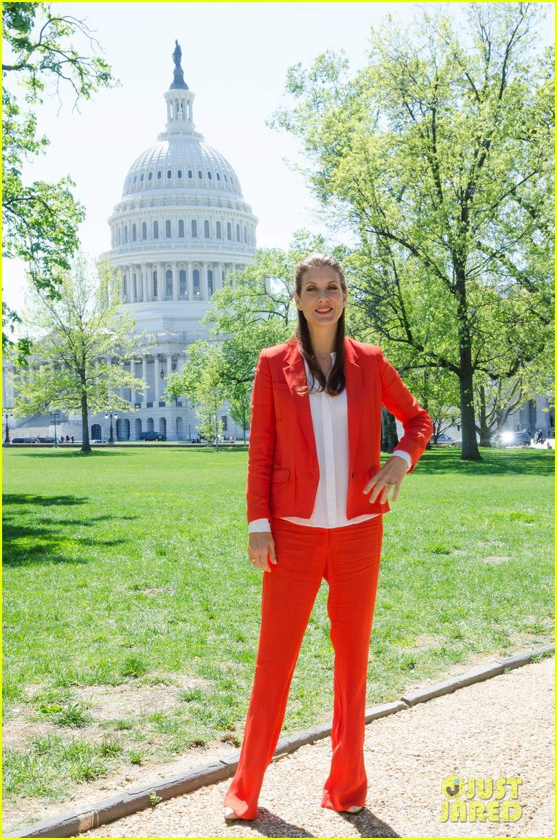 kate walsh lobbies on capitol hill to end offshore drilling 172858248