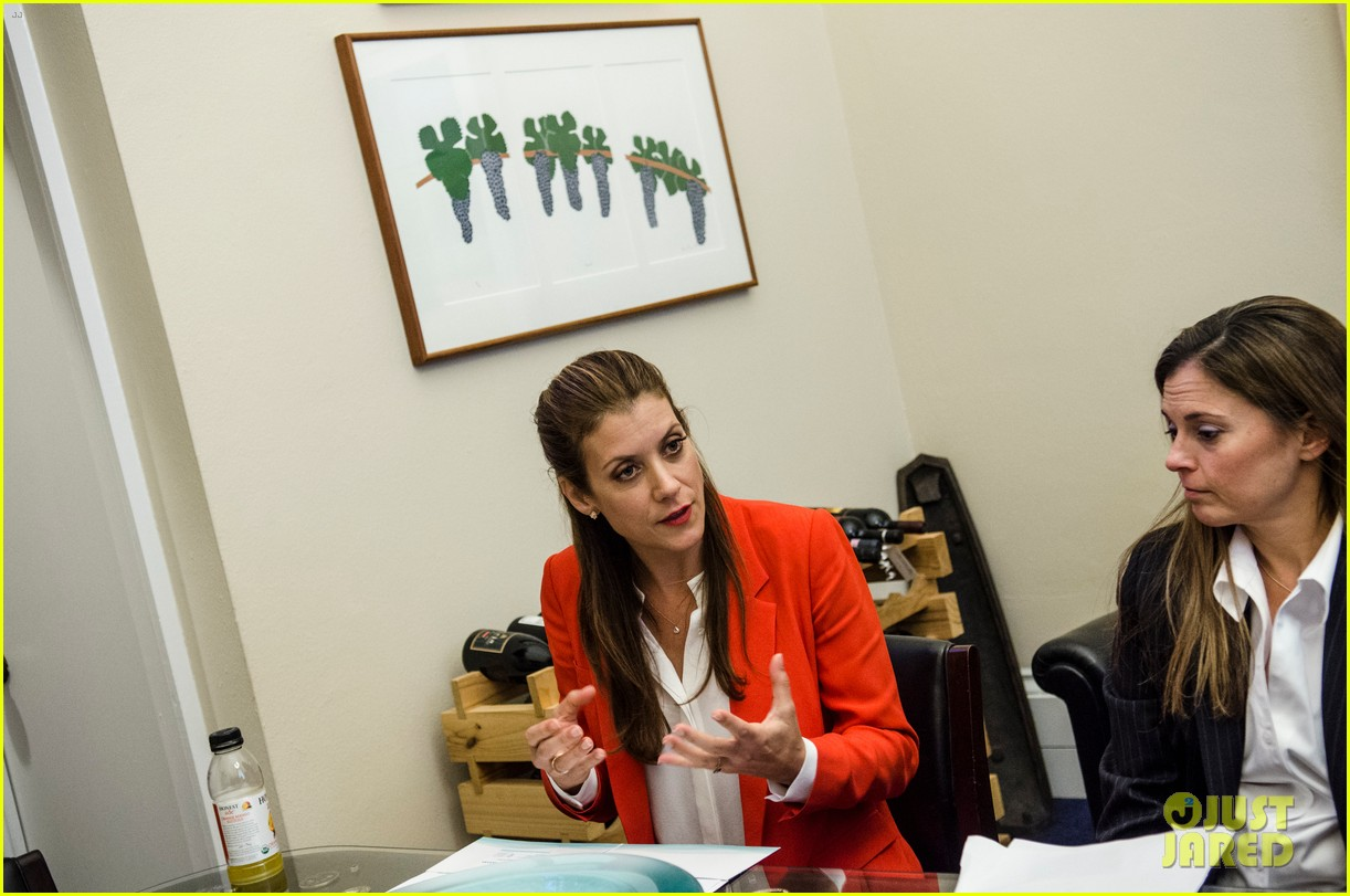 kate walsh lobbies on capitol hill to end offshore drilling 192858250