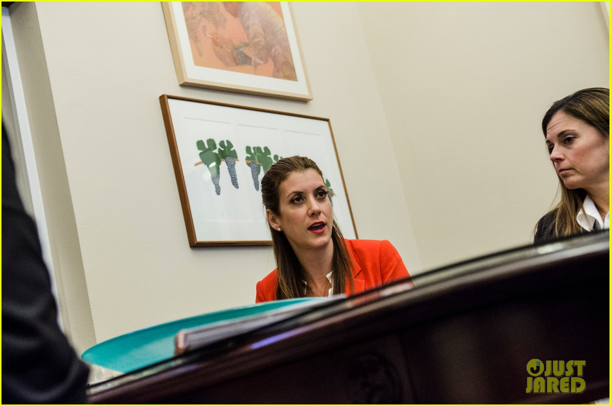 kate walsh lobbies on capitol hill to end offshore drilling 212858252