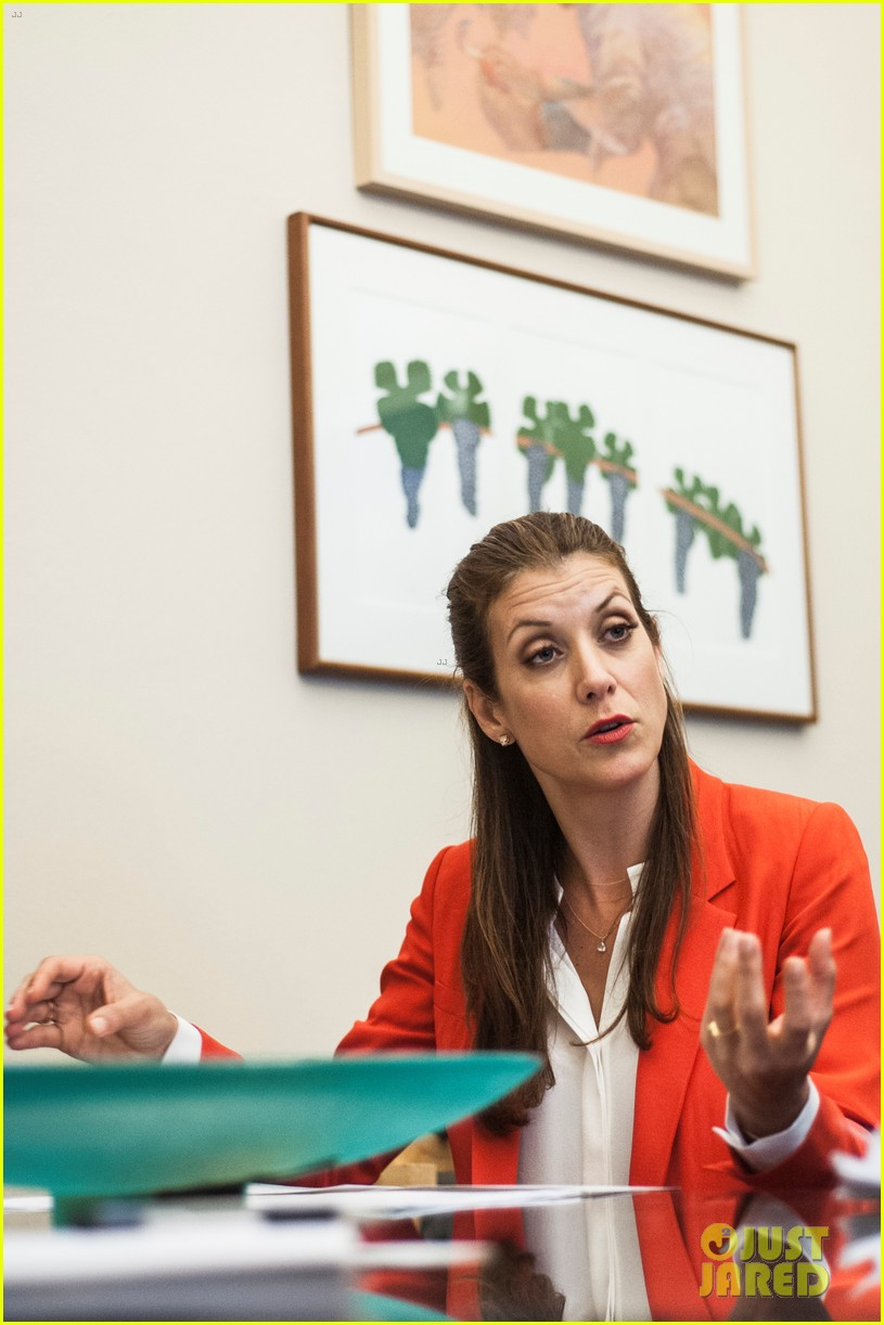 kate walsh lobbies on capitol hill to end offshore drilling 232858254