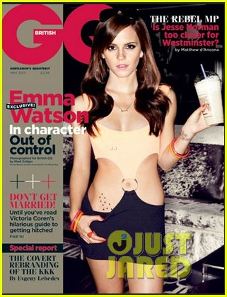 emma watson covers british gq 012842104