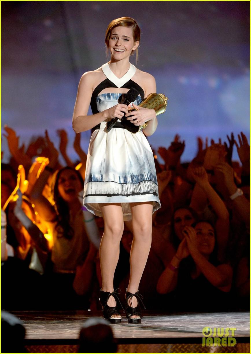 emma watson mtv movie awards 2013 022850119