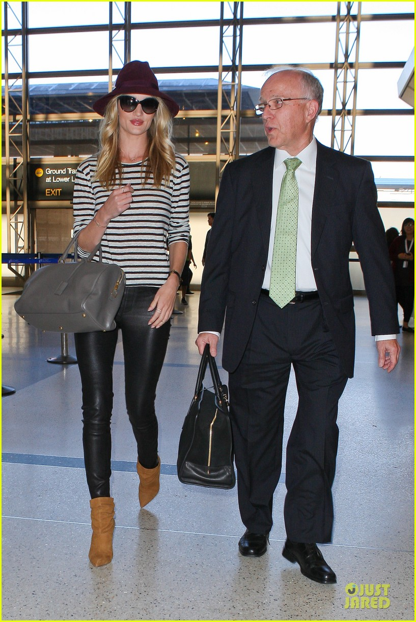 rosie huntington whiteley lax arrival after new orleans trip 142851145