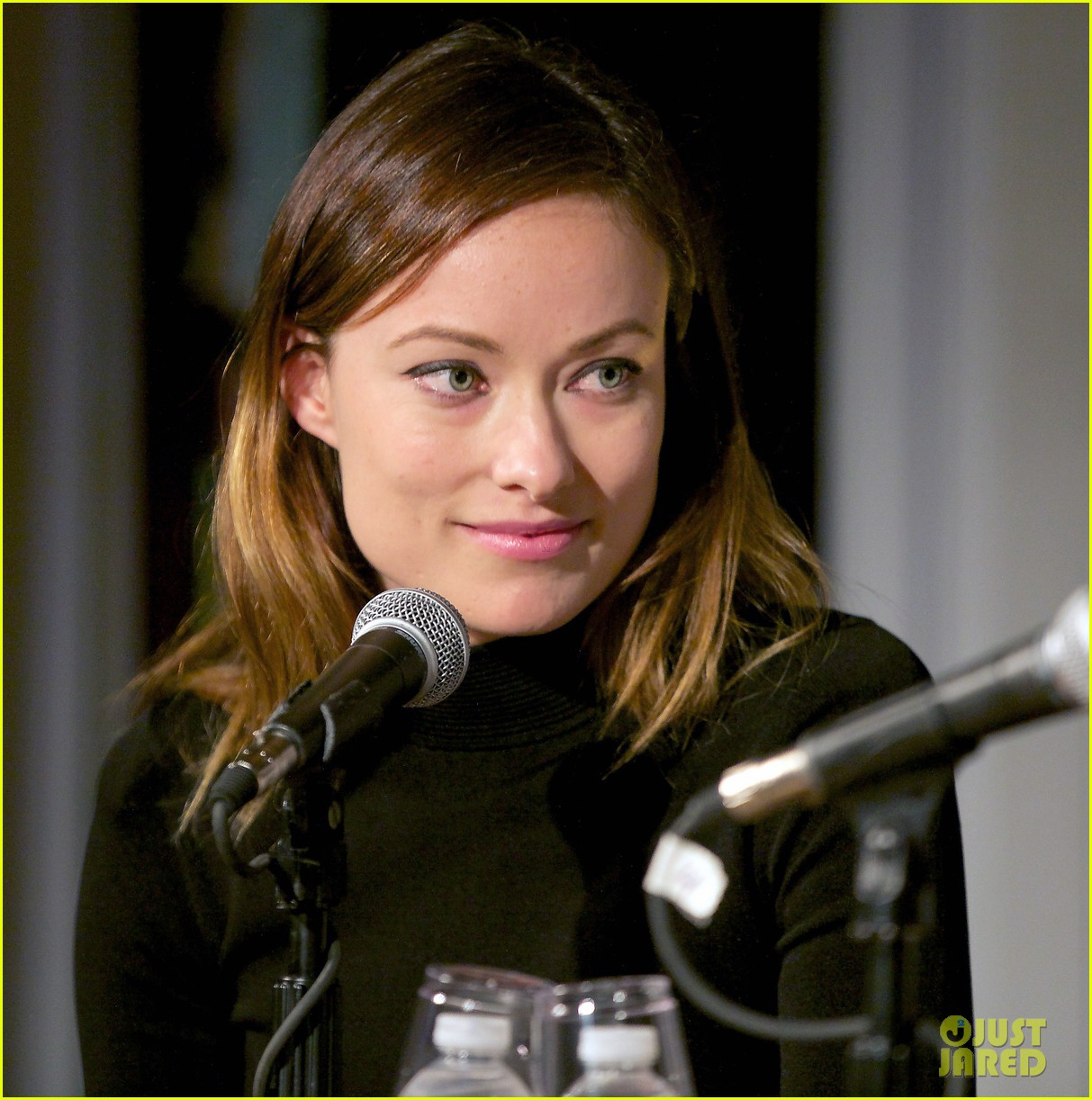 olivia wilde jason sudeikis everything is perfect book launch 022841992