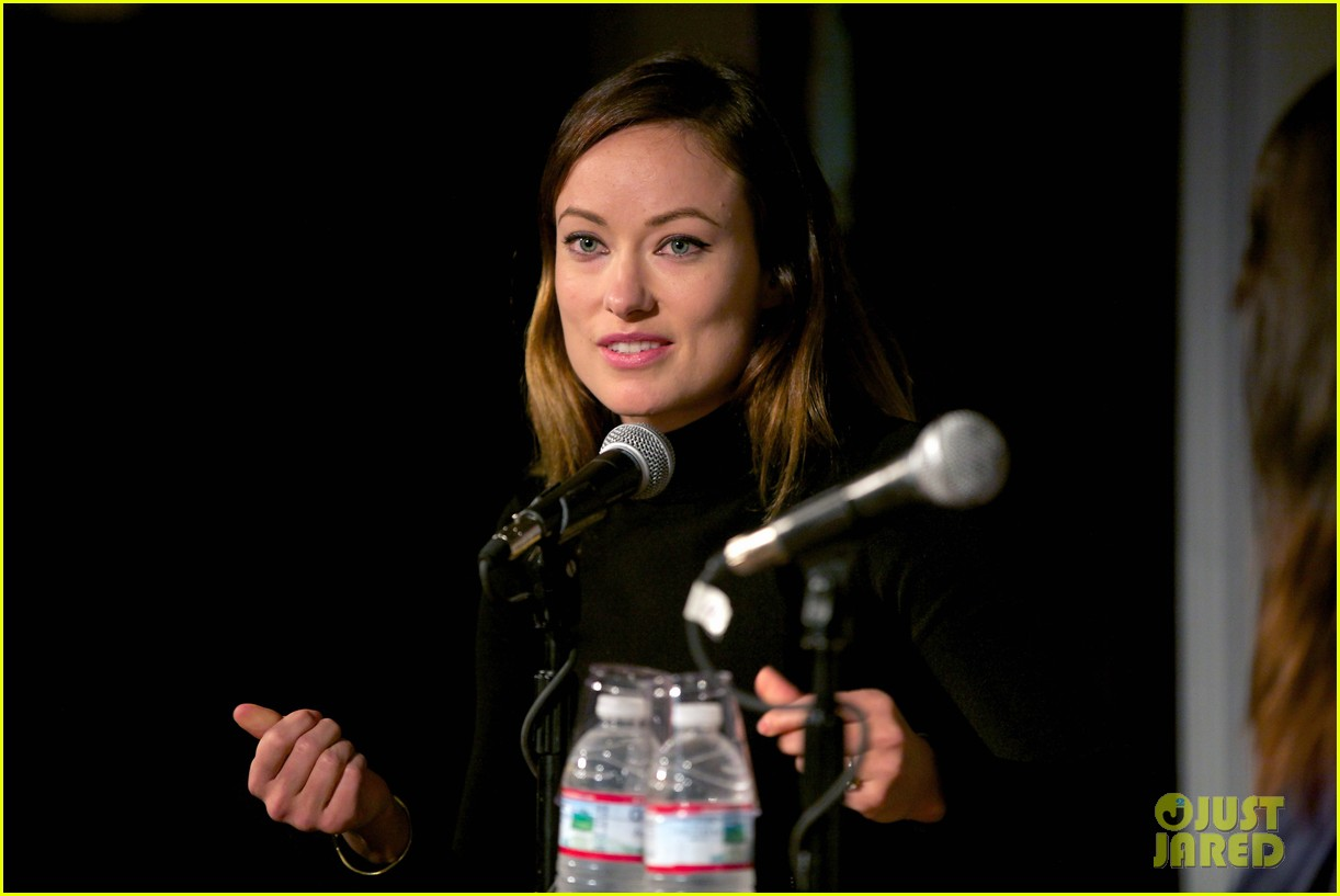 olivia wilde jason sudeikis everything is perfect book launch 042841994