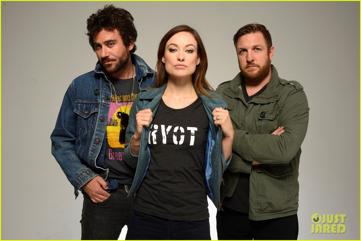 olivia wilde rider and the storm screening at tribeca 082855844