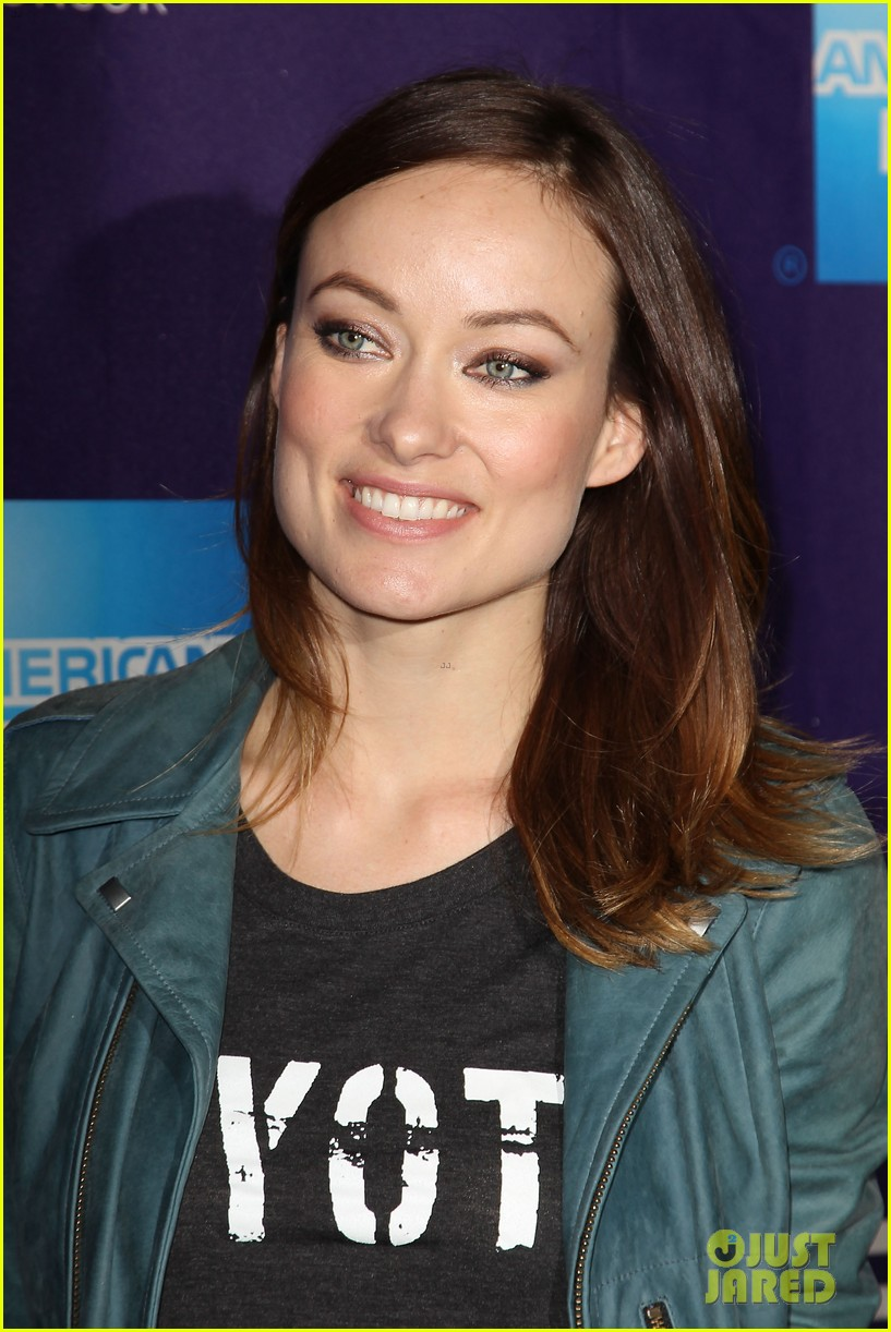 olivia wilde rider and the storm screening at tribeca 172855853