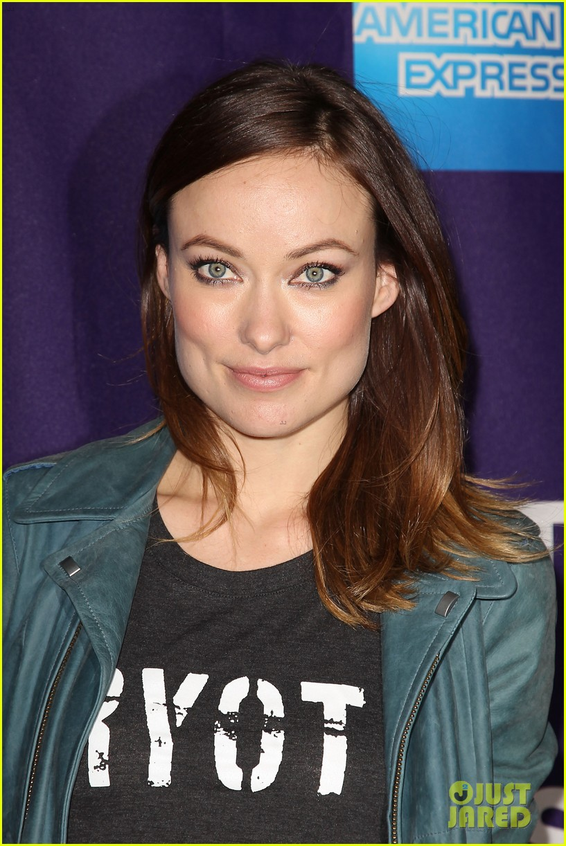 olivia wilde rider and the storm screening at tribeca 192855855