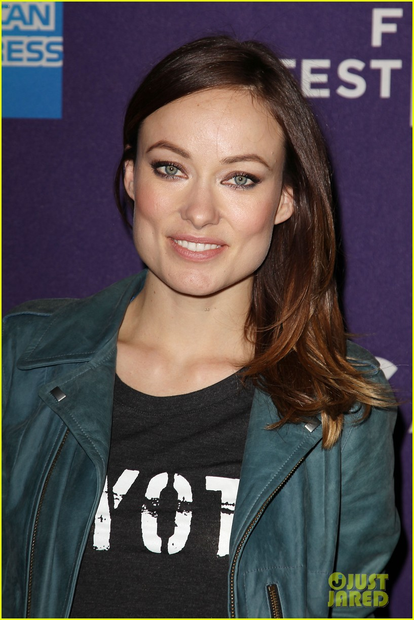 olivia wilde rider and the storm screening at tribeca 222855858