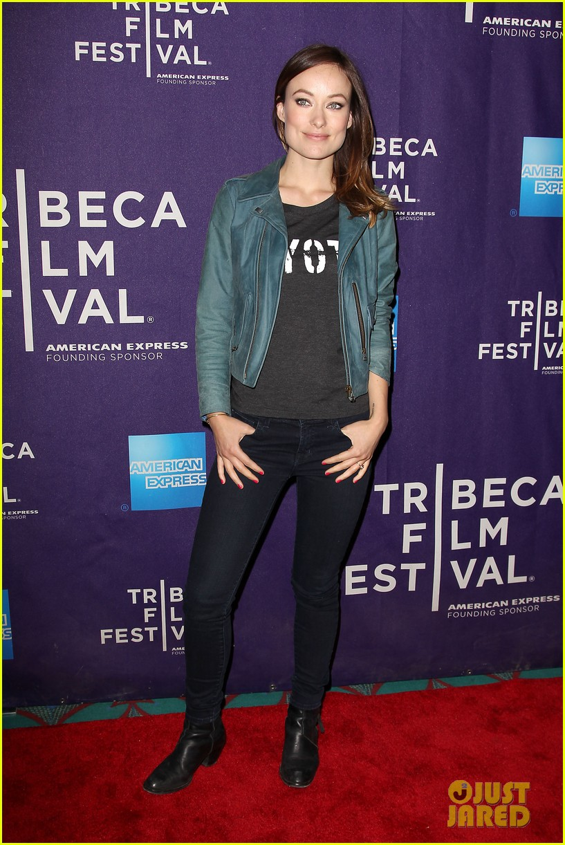 olivia wilde rider and the storm screening at tribeca 272855863