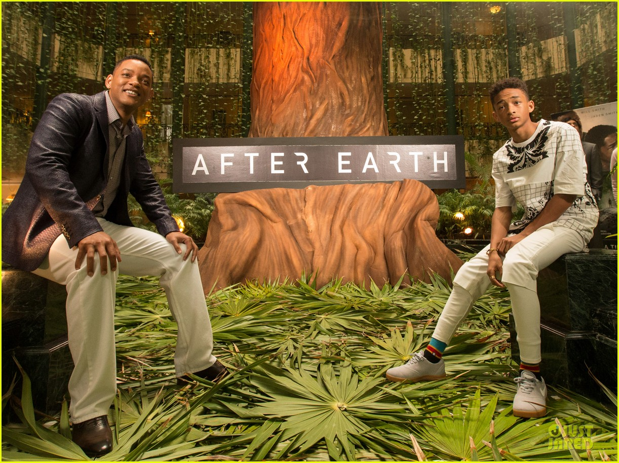 will jaden smith after earth cancun photo call 062857005