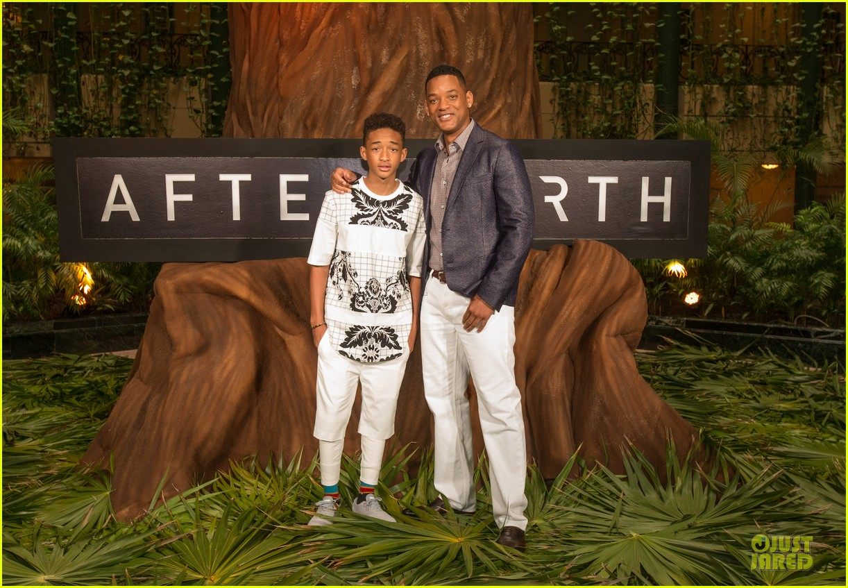 will jaden smith after earth cancun photo call 112857010