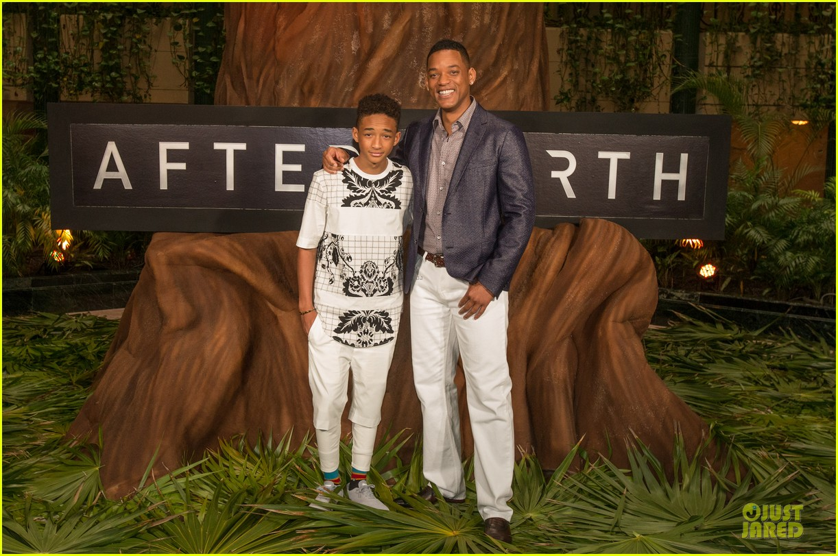 will jaden smith after earth cancun photo call 132857012