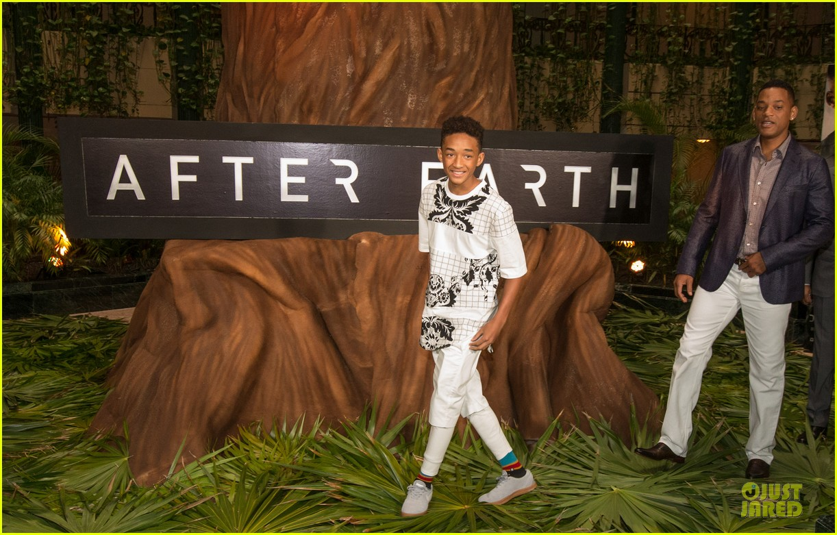 will jaden smith after earth cancun photo call 14