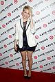 michelle williams haircut debut at kate young for target launch 01