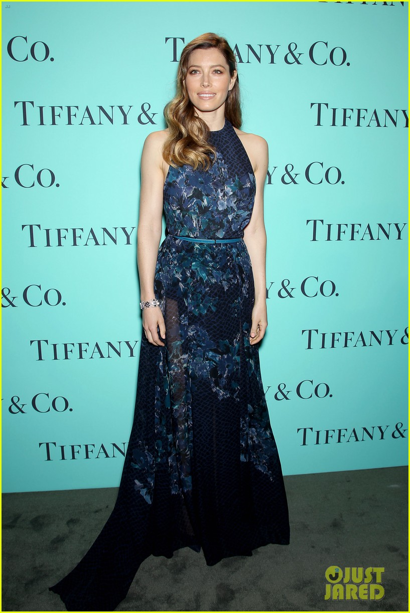 michelle williams jessica biel tiffany blue book gala 112853073