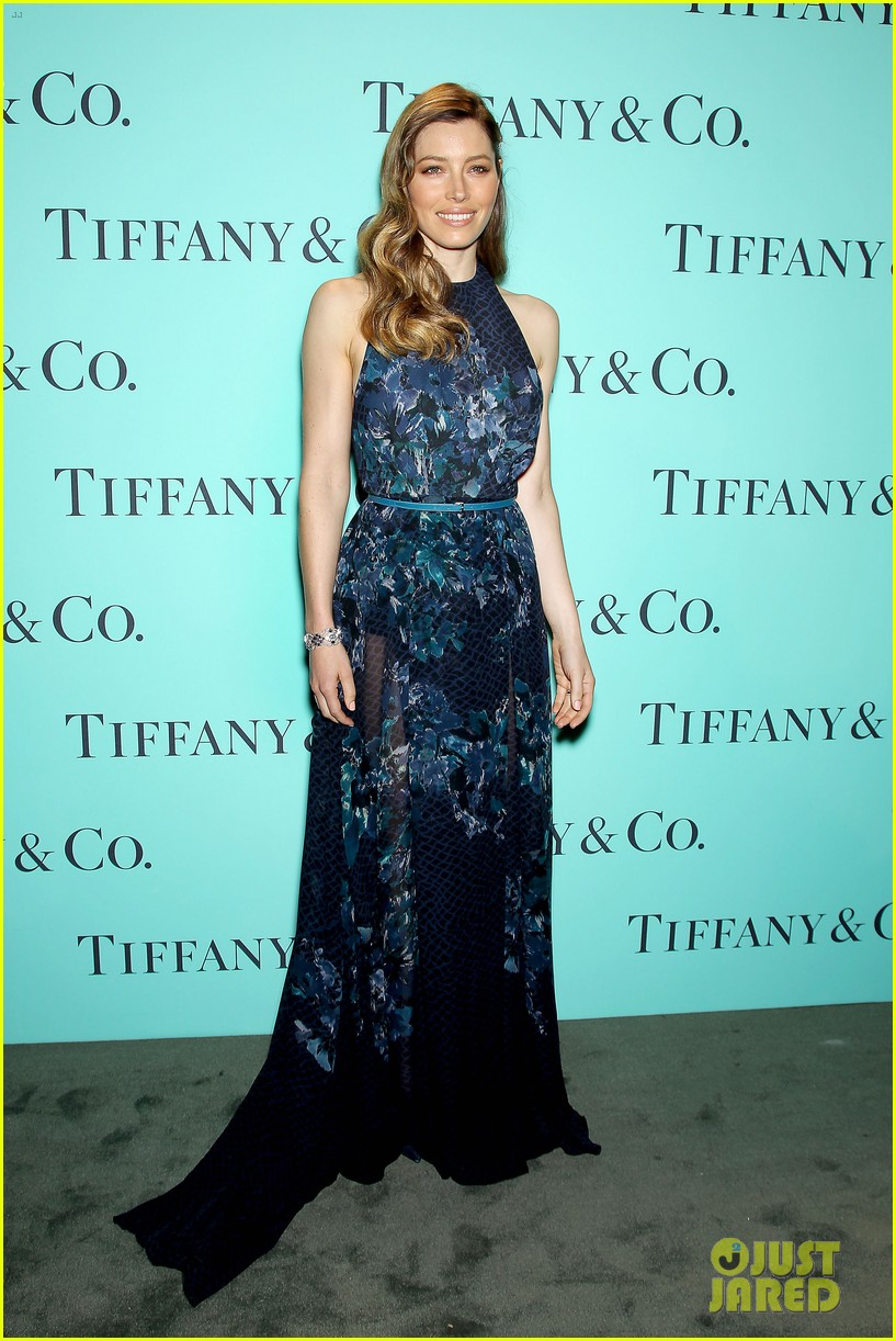 michelle williams jessica biel tiffany blue book gala 232853085