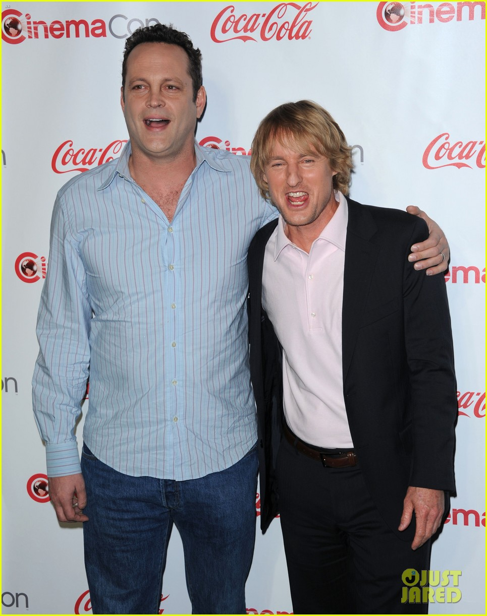 owen wilson vince vaughn cinemacon award winners 092853240