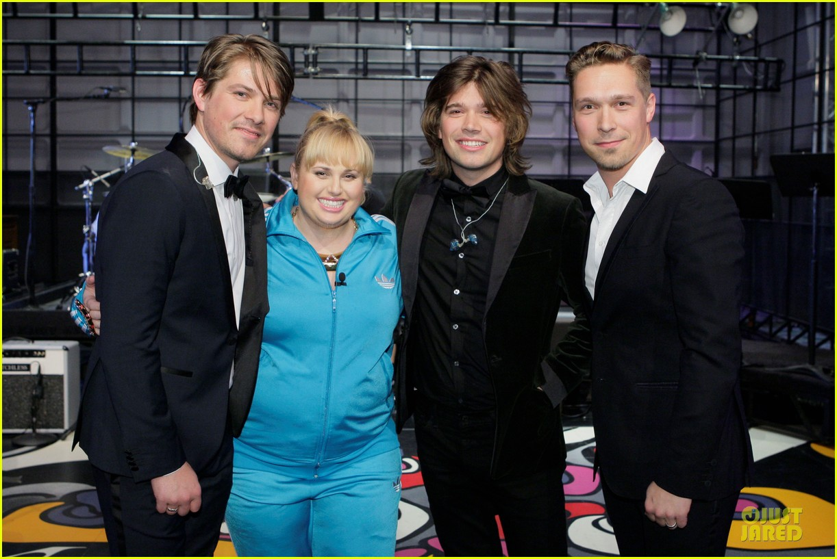 rebel wilson leno appearance with hanson 032846416