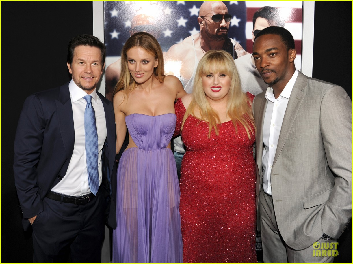 rebel wilson pain gain hollywood premiere 052856199