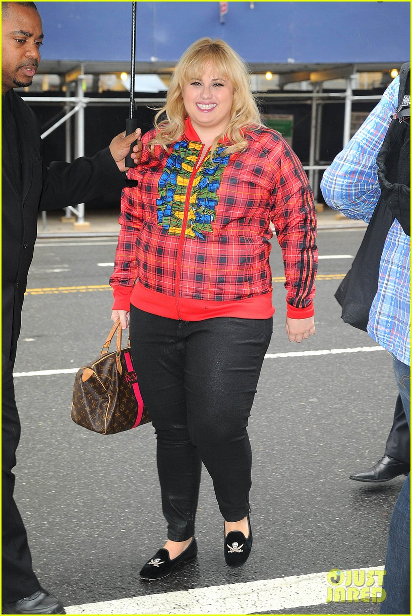 rebel wilson broadway talk shows in new york 012861017
