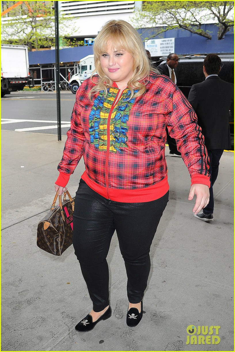 rebel wilson broadway talk shows in new york 14