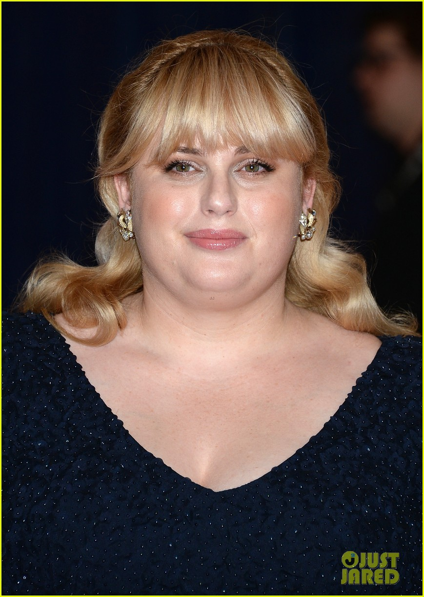 rebel wilson white house correspondents dinner 2013 062859592