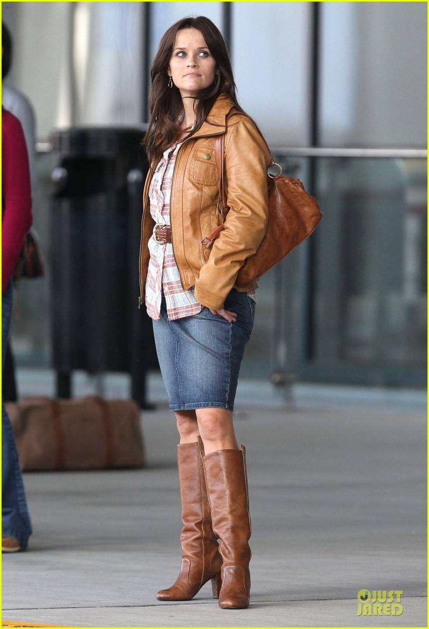 reese witherspoon the good lie filming after arrest 072860980