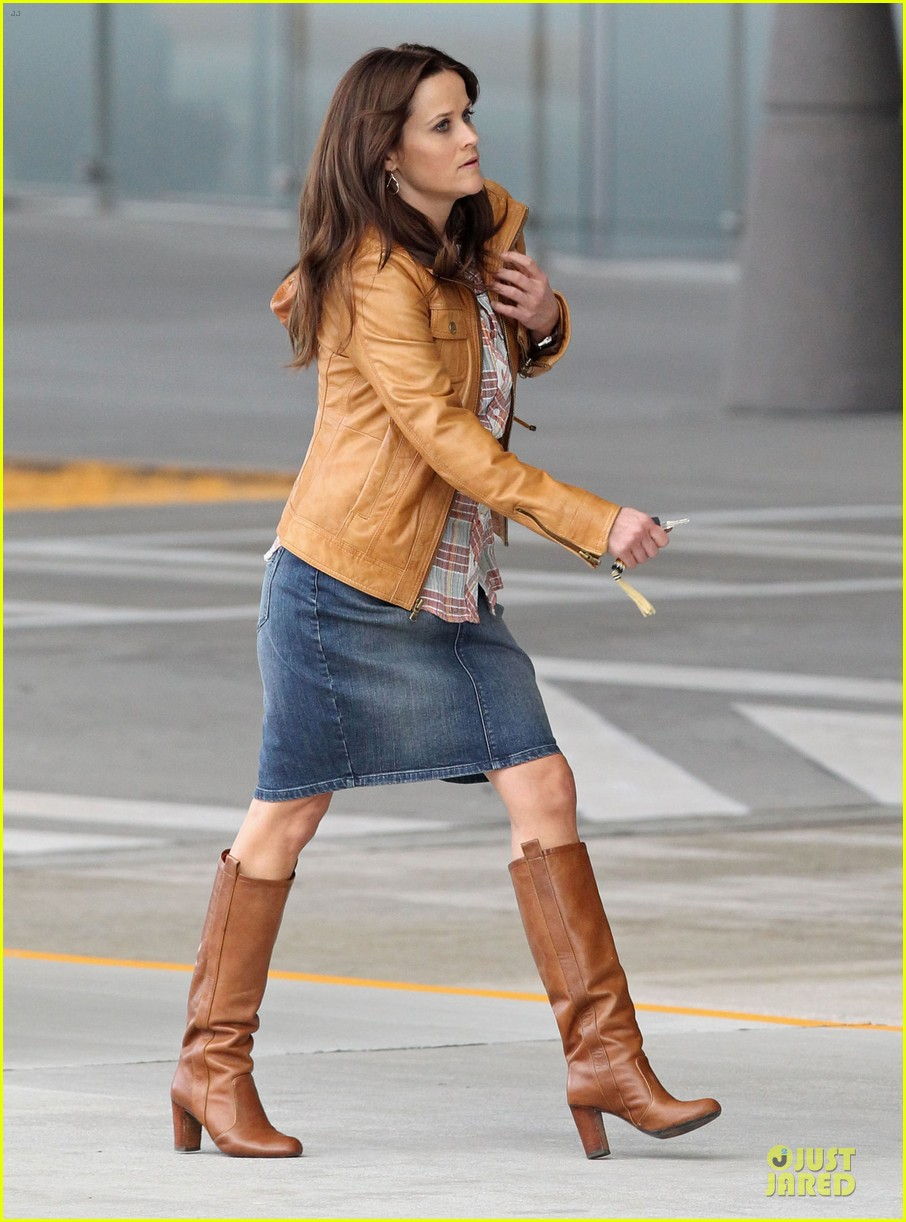 reese witherspoon the good lie filming after arrest 082860981