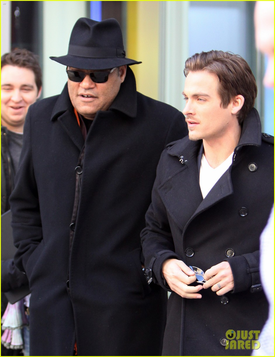 kevin zegers the colony promotion in toronto 012843586