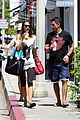 alessandra ambrosio shops at the brentwood country mart 41