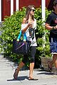 alessandra ambrosio shops at the brentwood country mart 47