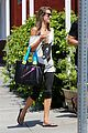 alessandra ambrosio shops at the brentwood country mart 49