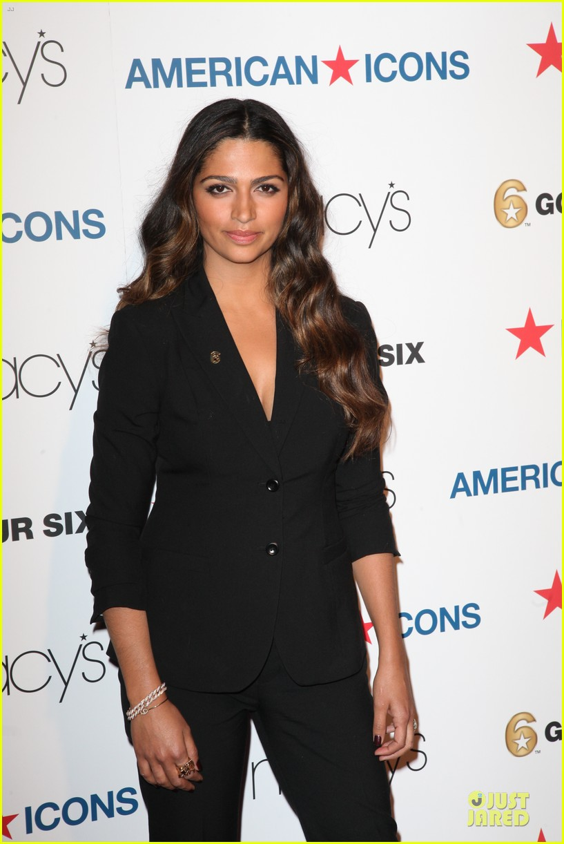 camila alves macys american icons campaign launch 02