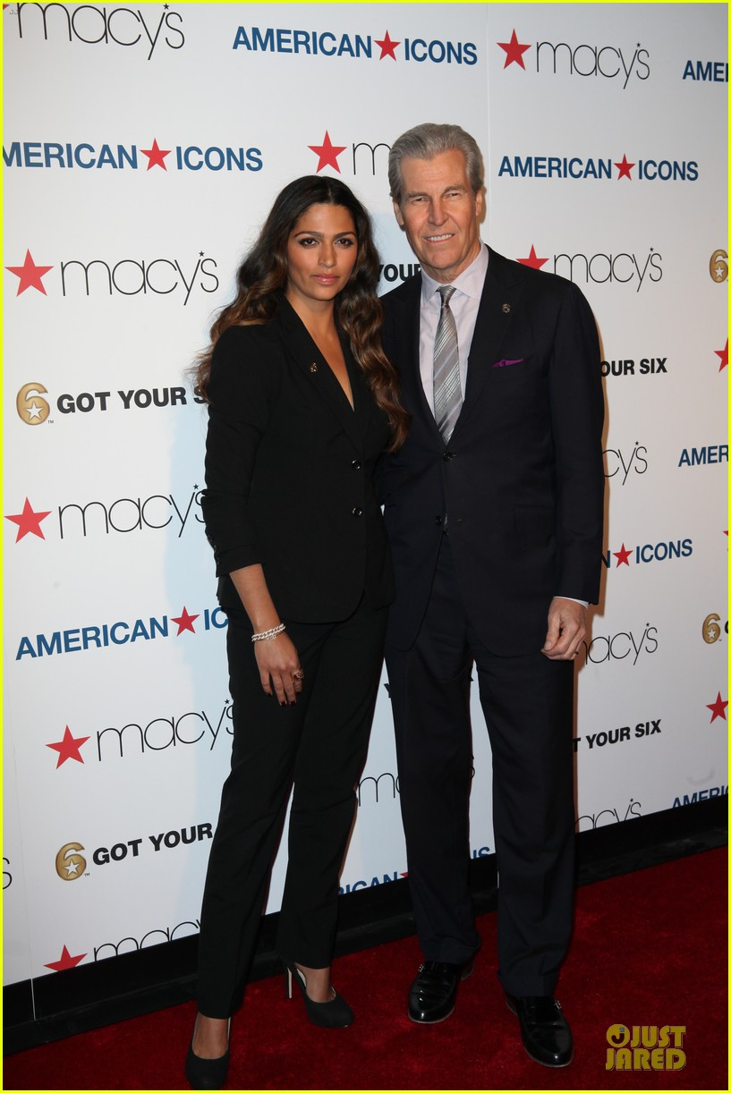 camila alves macys american icons campaign launch 032870655