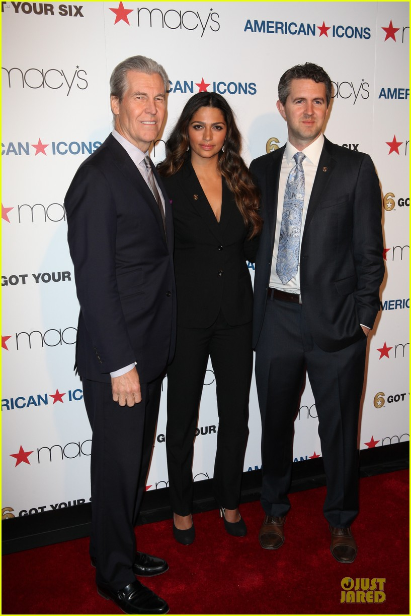 camila alves macys american icons campaign launch 052870657