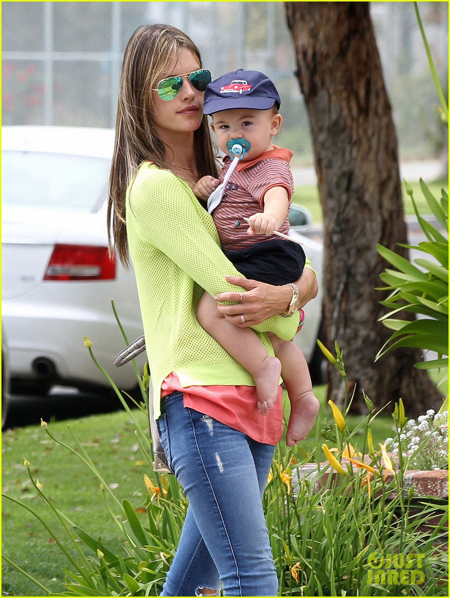 alessandra ambrosio happy early mothers day 062867924