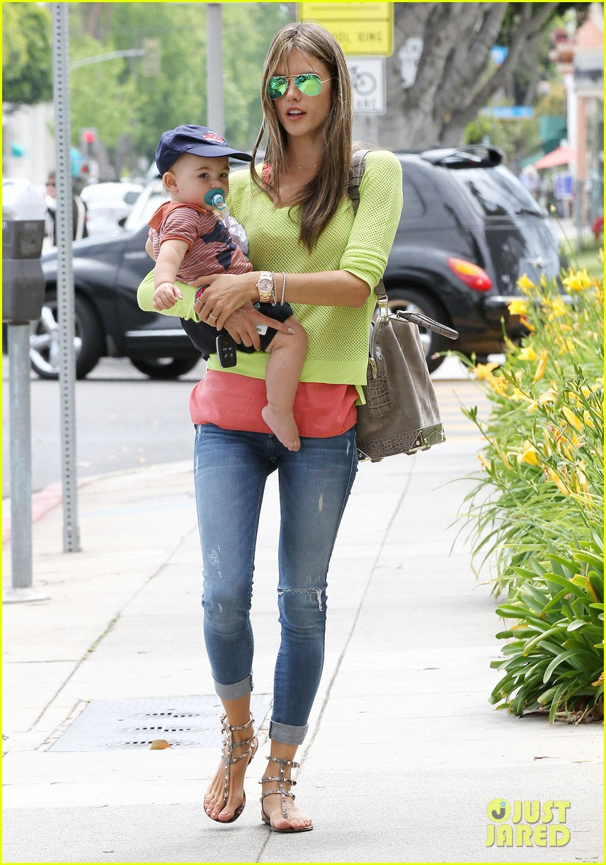 alessandra ambrosio happy early mothers day 072867925