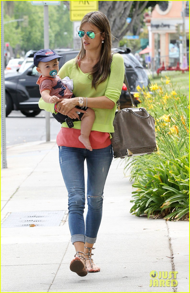 alessandra ambrosio happy early mothers day 102867928