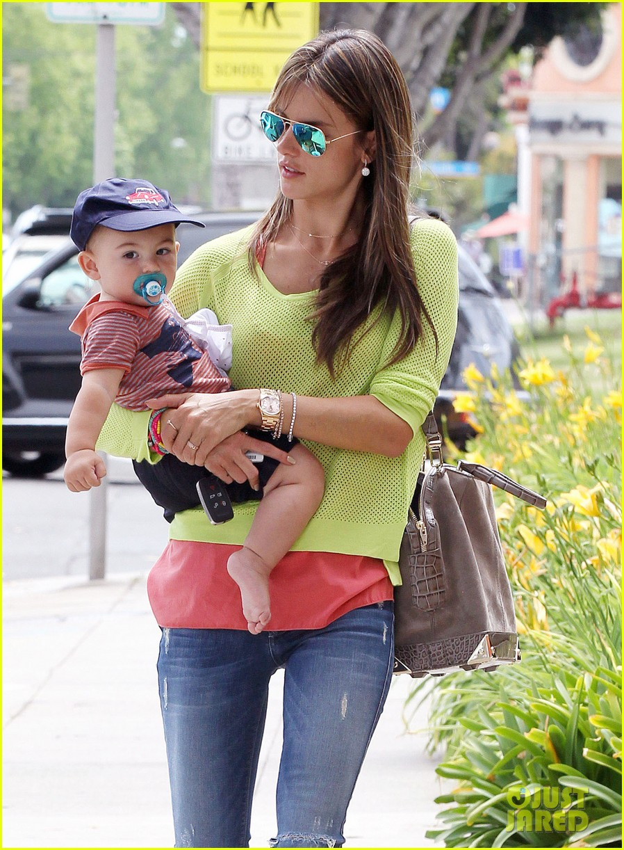alessandra ambrosio happy early mothers day 112867929
