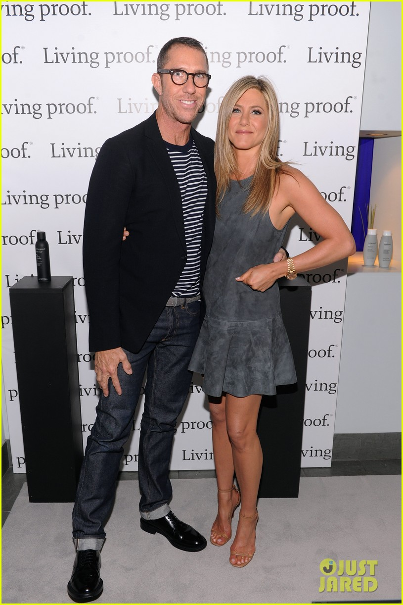 jennifer aniston living proof good hair day web series launch 012867223