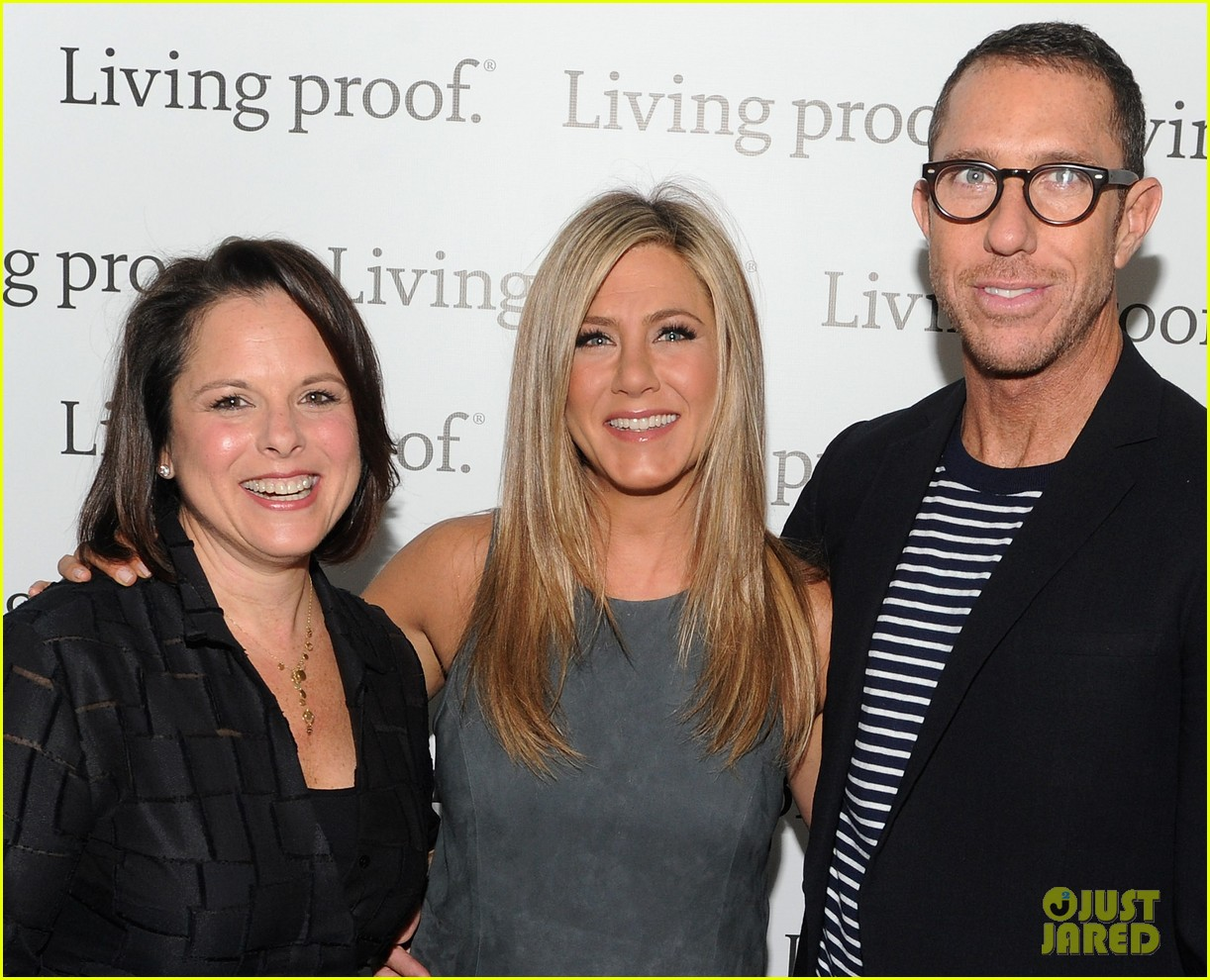 jennifer aniston living proof good hair day web series launch 042867226