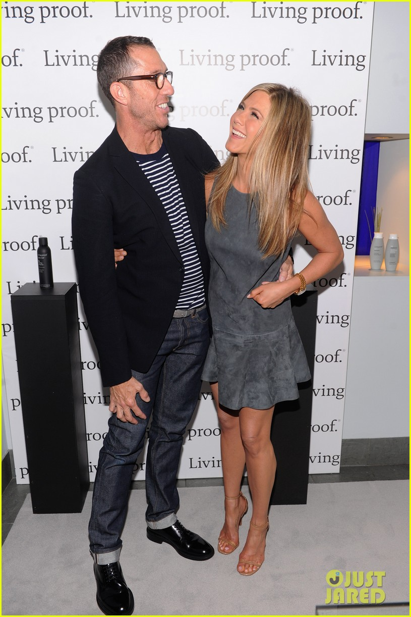 jennifer aniston living proof good hair day web series launch 052867227