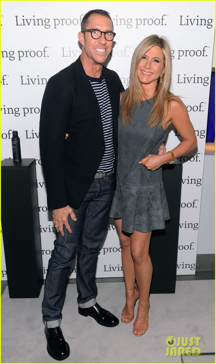 jennifer aniston living proof good hair day web series launch 082867230