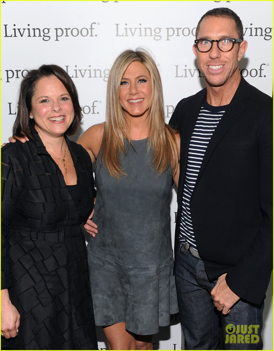 jennifer aniston living proof good hair day web series launch 102867232