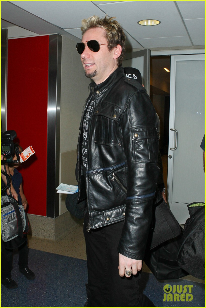 avril lavigne lax arrival after dwts performance 082871664
