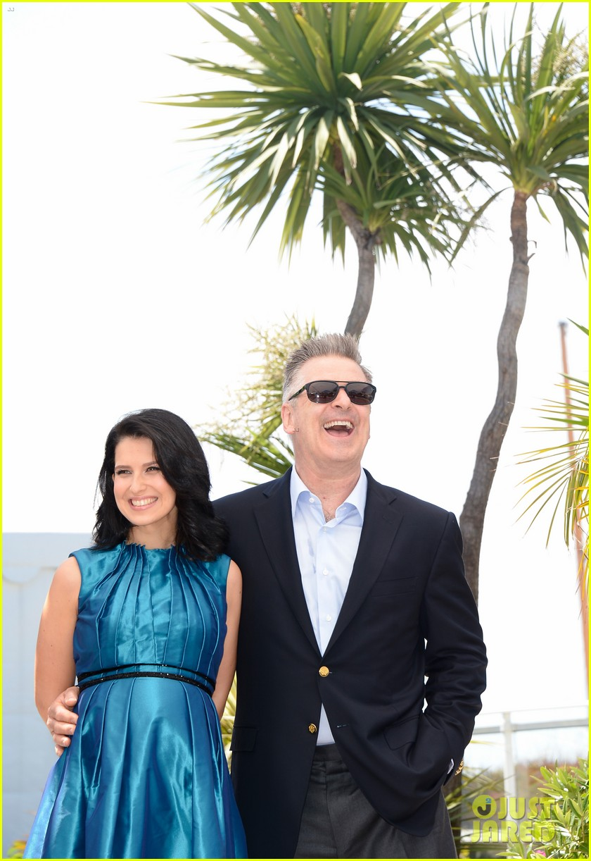 alec hilaria baldwin cannes seduced abandoned photo call 072875351