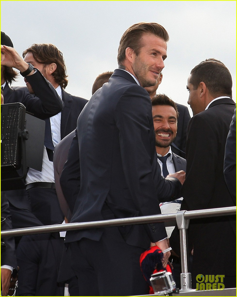 david beckham announces retirement from soccer 012871673