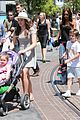 victoria david beckham separate shopping trips with the kids 10